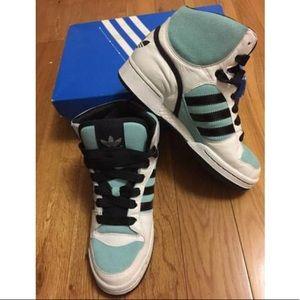 Adidas Game Mid - Size 6.5 (women)